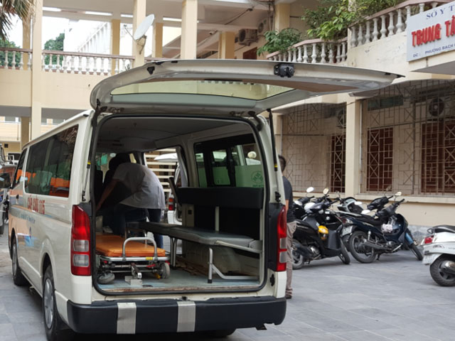 Nhân viên Trung tâm 115 từ chối cấp cứu nạn nhân TNGT - 1