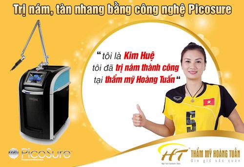 Giảm giá 30% trị nám với công nghệ danh tiếng Picosure tại Thẩm mỹ Hoàng Tuấn - 1