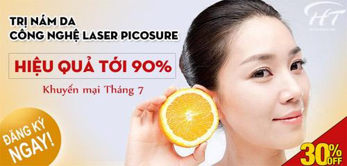 Giảm giá 30% trị nám với công nghệ danh tiếng Picosure tại Thẩm mỹ Hoàng Tuấn - 2