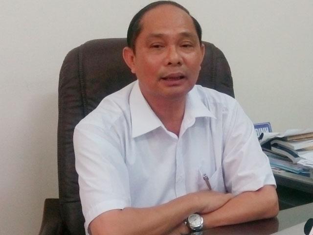 Giám đốc Sở TN&MT nói gì về 100 tấn chất thải Formosa? - 1