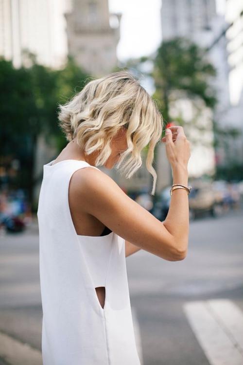Lợi thế thời trang của một cô nàng tóc ngắn - 6