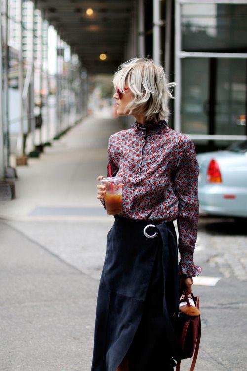 Lợi thế thời trang của một cô nàng tóc ngắn - 5