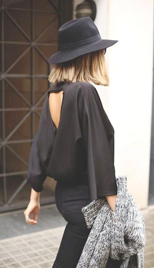 Lợi thế thời trang của một cô nàng tóc ngắn - 9