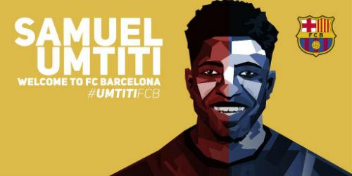 Barca chính thức có được 2 sao trẻ nước Pháp - 3