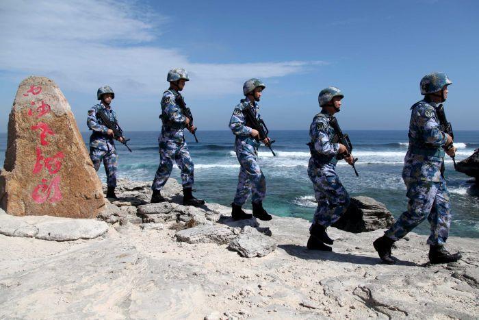 Báo Úc: Trung Quốc bắt nạt các nước khác ở Biển Đông - 3