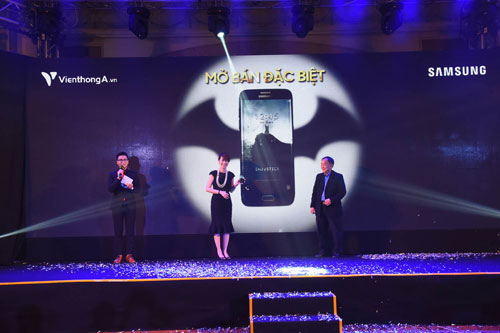 """90% số lượng Samsung S7 """"Batman"""" đã có chủ chỉ trong vài ngày mở bán - 1"""