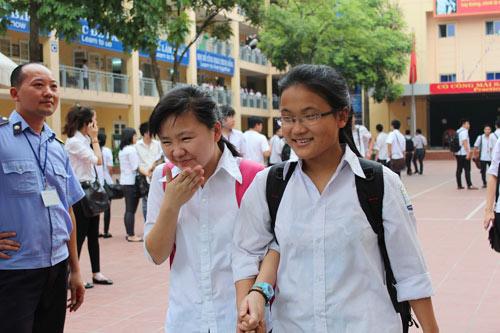 Đã có trường hoàn thành chấm thi THPT Quốc gia 2016 - 1