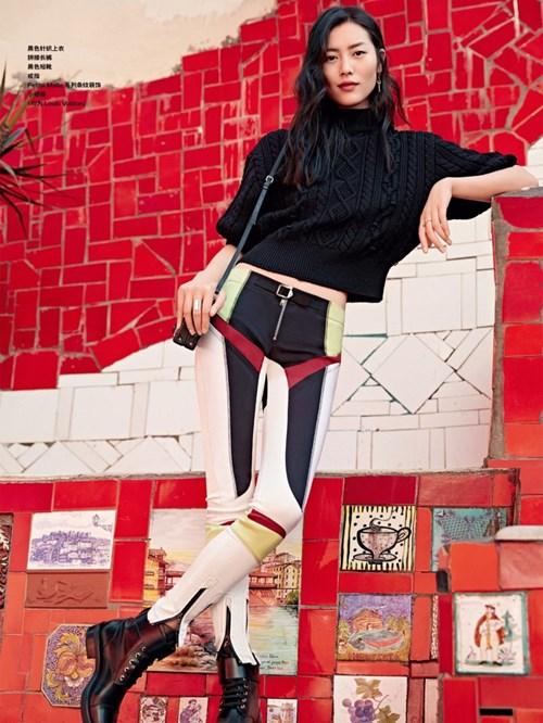 Nhan sắc tuyệt mỹ của chân dài gốc Á đắt giá nhất thế giới - 5