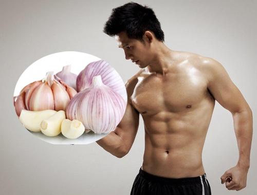 Nam giới có nguy cơ vô sinh nếu ăn quá nhiều tỏi? - 4