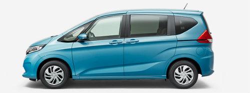 Honda Freed 2016 rò rỉ hình ảnh, nhiều chi tiết mới - 2