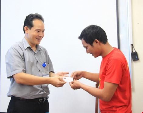 Chàng trai đi bộ xuyên Việt, hiến tạng cứu người - 1