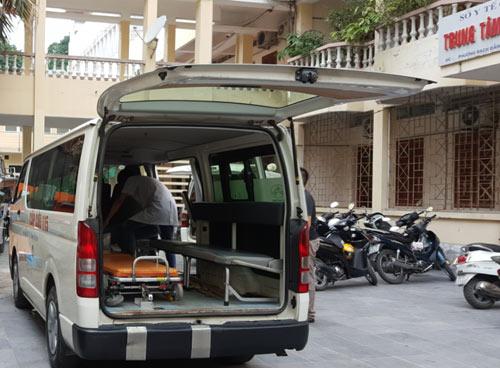 Tin mới vụ 115 Quảng Ninh khước từ nạn nhân TNGT - 1