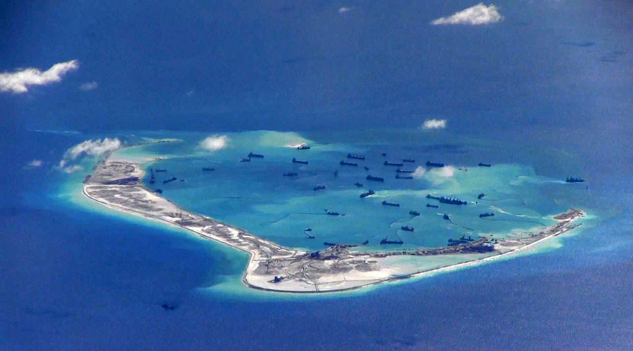 TQ đòi lập vùng nhận dạng phòng không trên Biển Đông - 1