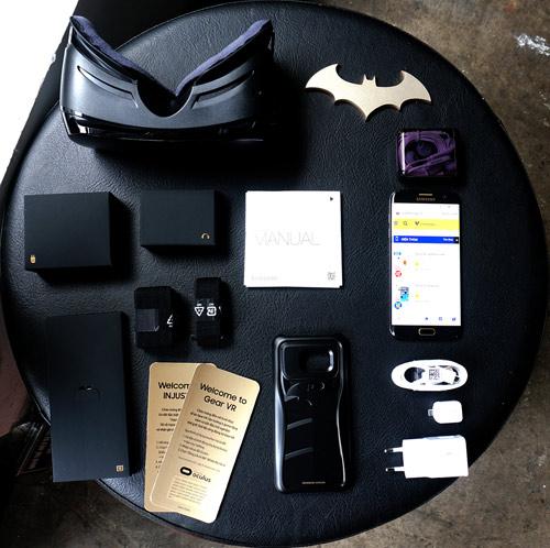 """90% số lượng Samsung S7 """"Batman"""" đã có chủ chỉ trong vài ngày mở bán - 3"""