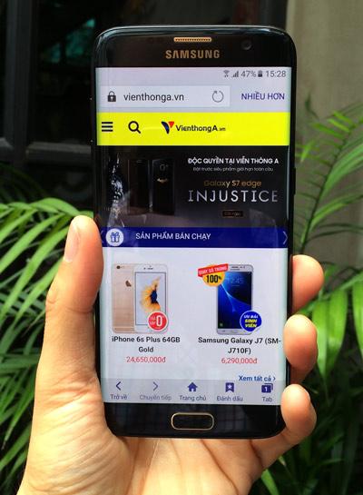 """90% số lượng Samsung S7 """"Batman"""" đã có chủ chỉ trong vài ngày mở bán - 4"""