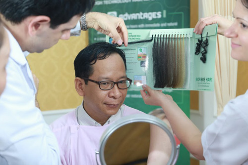 Biofibre – giải pháp tối ưu xóa bỏ nỗi lo rụng tóc hói đầu - 4