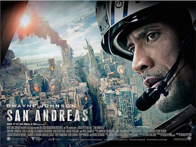 Trailer phim: San Andreas - 1
