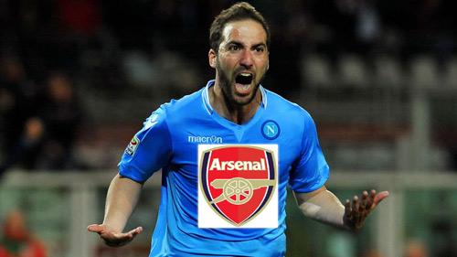 """Mua """"Vua phá lưới"""" Serie A, Arsenal tốn 80 triệu bảng - 1"""