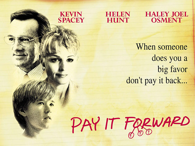 Trailer phim: Pay It Forward - 1