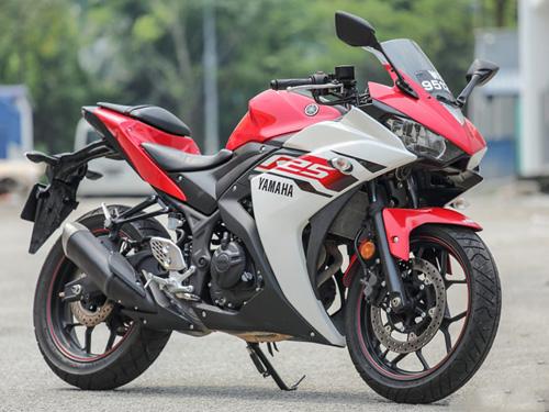 Yamaha YZF-R25 bị triệu hồi vì lỗi nguy hiểm - 1