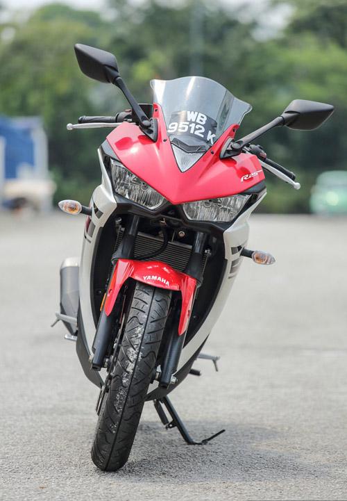 Yamaha YZF-R25 bị triệu hồi vì lỗi nguy hiểm - 2