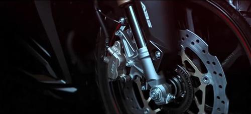 Lộ video Honda CBR250RR mới - 4