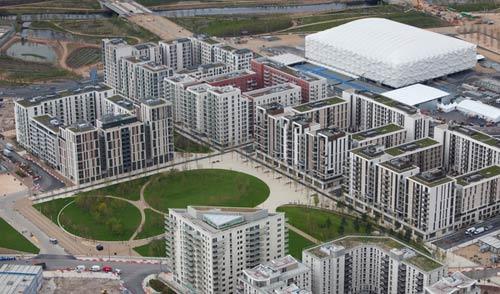 """""""Chuyện yêu"""" ở Olympic: Thiên đường ở làng VĐV (P1) - 1"""