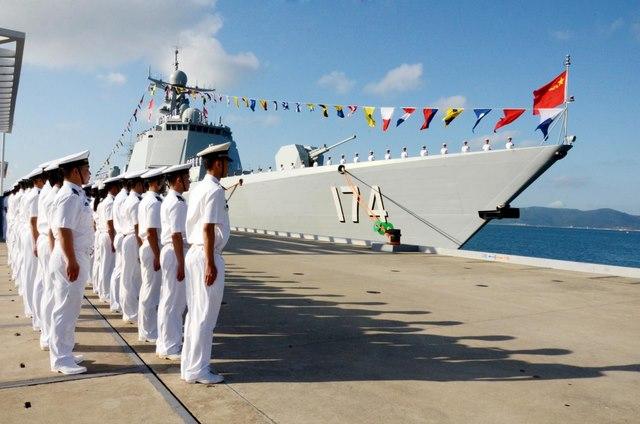 """3 nước cờ """"hiểm"""" TQ có thể đi sau phán quyết Biển Đông - 2"""