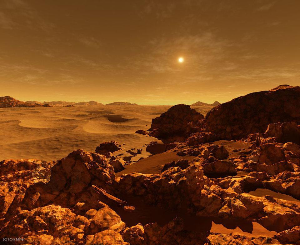Mặt trời trông thế nào từ các hành tinh khác? - 4