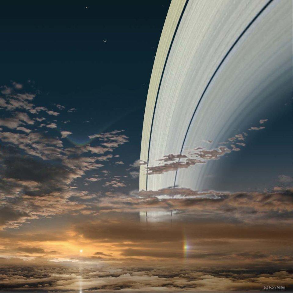 Mặt trời trông thế nào từ các hành tinh khác? - 6