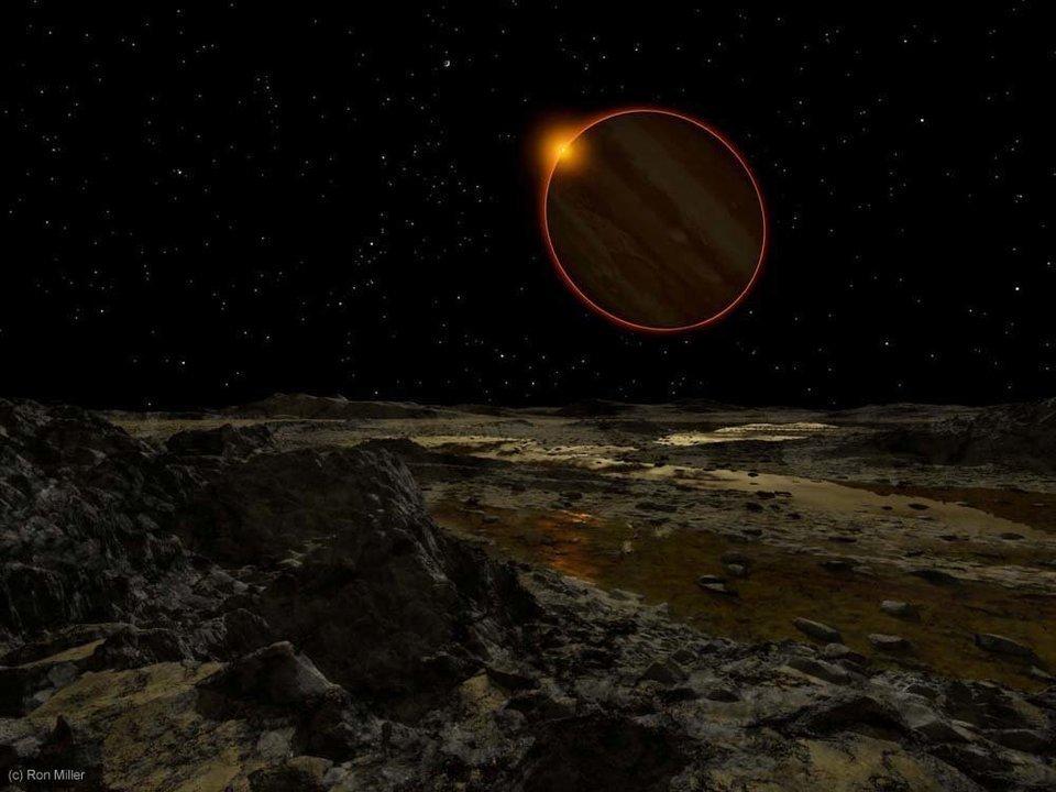 Mặt trời trông thế nào từ các hành tinh khác? - 5