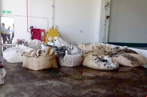Chất thải Formosa chôn ở trang trại: 267 tấn chứ không phải 100 tấn - 1