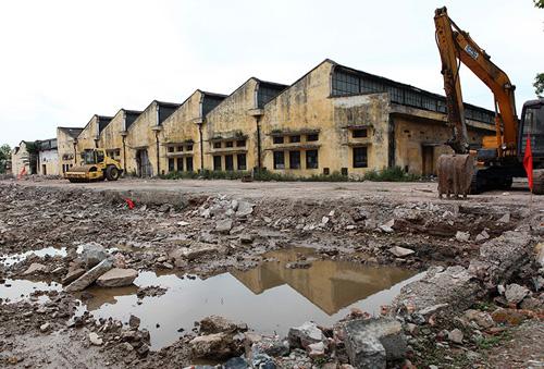 Chuyện ít biết về thời vàng son của nhà máy dệt Nam Định - 4