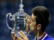 """""""Mưa tiền"""" ở US Open cho 3 giải Grand Slam hít khói"""