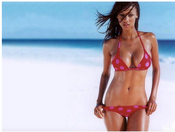 5 người mẫu bikini gợi cảm từng mất việc vì béo - 5