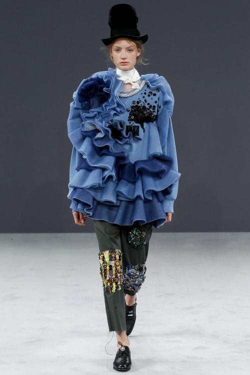 Viktor & Rolf biến denim thành thời trang cao cấp - 2