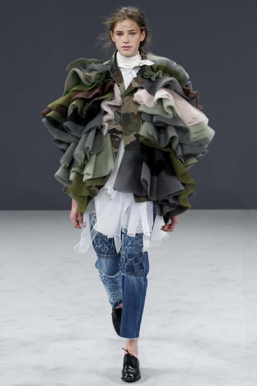 Viktor & Rolf biến denim thành thời trang cao cấp - 5