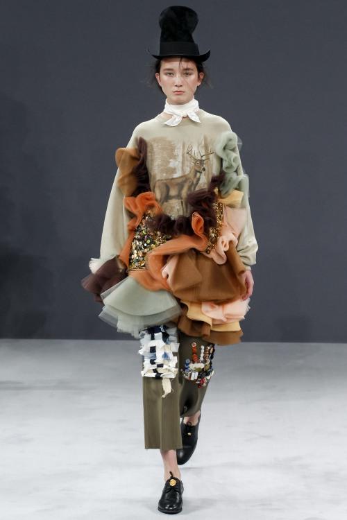 Viktor & Rolf biến denim thành thời trang cao cấp - 11