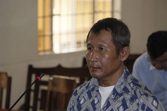 Gã đàn ông người Campuchia sang Việt Nam hiếp dâm - 1