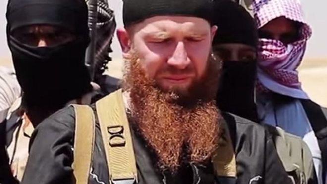 """""""Bộ trưởng chiến tranh"""" IS đã bị tiêu diệt - 1"""