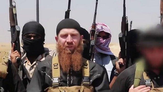 """""""Bộ trưởng chiến tranh"""" IS đã bị tiêu diệt - 2"""