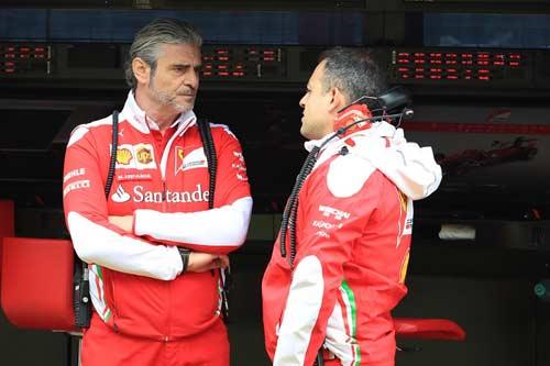 F1, Ferrari: Khủng hoảng chưa thấy lối ra - 2