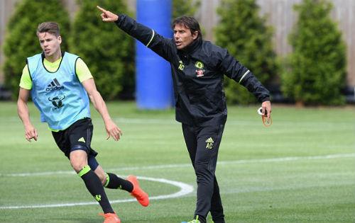 Conte ở Chelsea: Kích thích Hazard, thuần hóa Costa - 1