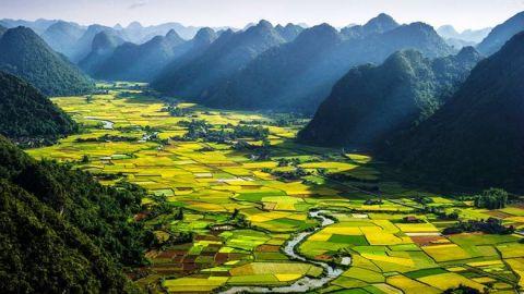 Những điểm du lịch Việt tựa thiên đường trong tháng 7 - 1