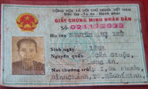 Dang dở kỷ lục Guinness TG dành cho cụ Nguyễn Thị Trù - 2