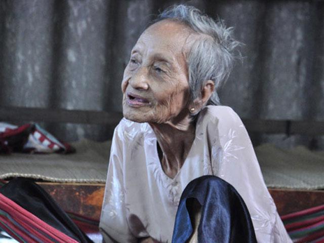 Dang dở kỷ lục Guinness TG dành cho cụ Nguyễn Thị Trù - 1