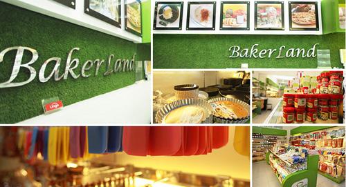 BakerLand – Cung cấp dụng cụ, thiết bị và nguyên liệu nhập khẩu cho ngành bánh - 1