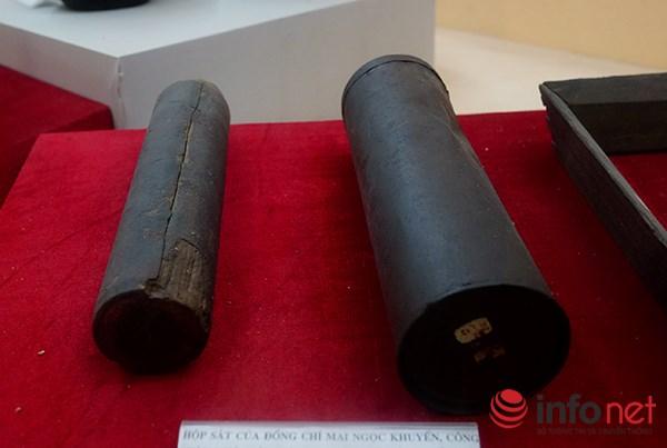 Những kỷ vật thời chống Pháp của Nhà máy Dệt Nam Định - 1
