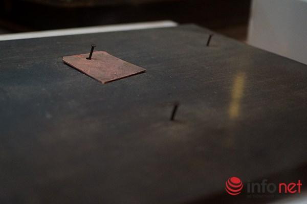 Những kỷ vật thời chống Pháp của Nhà máy Dệt Nam Định - 11