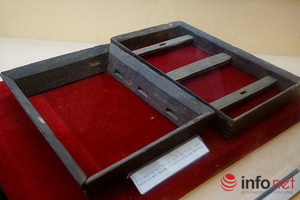 Những kỷ vật thời chống Pháp của Nhà máy Dệt Nam Định - 2